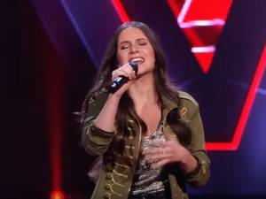 Nikita Pellencau uit Gorinchem overtuigt Anouk in The Voice of Holland