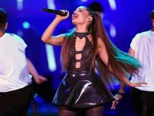 Zieke Ariana Grande vreest show te moeten afzeggen: 'Moeite met ademen'