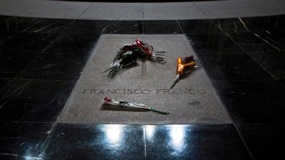 Nieuwe Spaanse regering rekent af met de dictatuur: lichaam Franco al over enkele weken weggehaald uit omstreden mausoleum