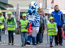 Zet KLM met de blauw-witte zebra de eerste stap naar sponsordeal met De Graafschap?