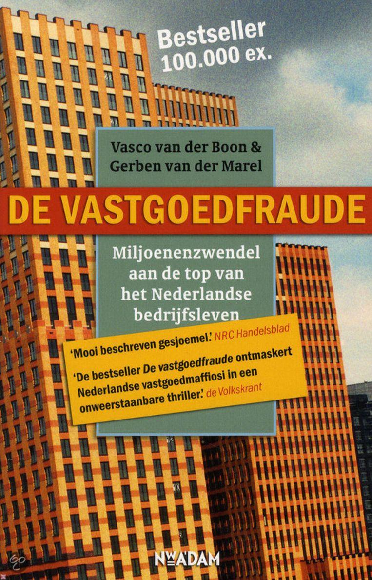FD-journalisten Van der Boon en Van der Marel schreven een bestseller over de zaak-Klimop. Beeld null