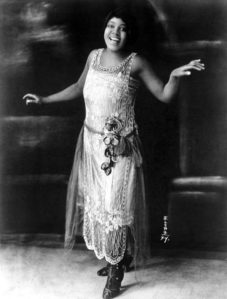 Bessie Smith. Beeld Getty Images