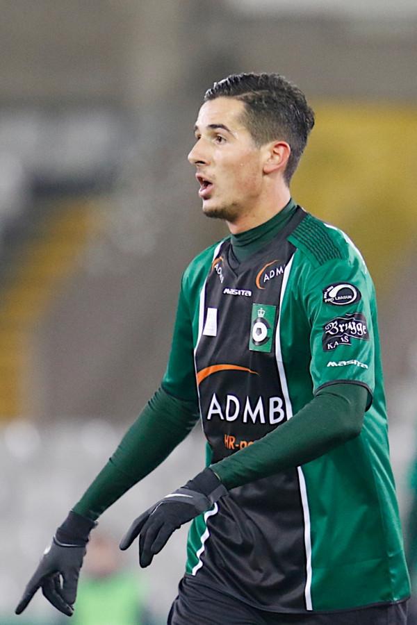Albian Muzaqi speelde eerder bij Cercle Brugge.