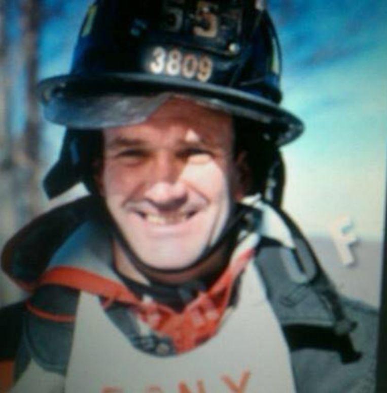 Brandweerman Thomas Phelan overleed op 45-jarige leeftijd aan de gevolgen van kanker.