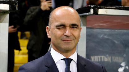 """Roberto Martínez: """"We hadden meer goals moeten maken, maar dan ben ik ultra kritisch"""""""