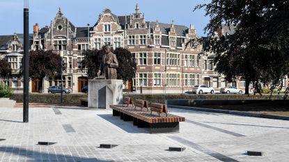 """""""Gelieve niet te skaten op nieuwe infrastructuur in Franz Courtensstraat"""""""
