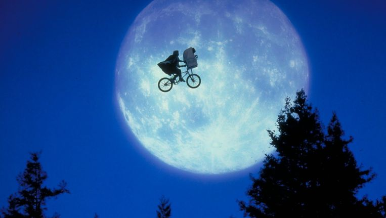 E.T.: The Extra Terrestrial Beeld null