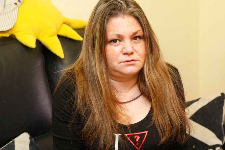 Slachtoffer Carla Mellaerts (46) stierf aan haar verwondingen die ze opliep na partnergeweld van Reginald B. (45)