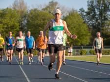 Deze kilometervreter uit Bennekom gaat voor zijn honderdste marathon