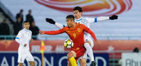 ADO-spits Zhang in vorm voor China op Asian Games
