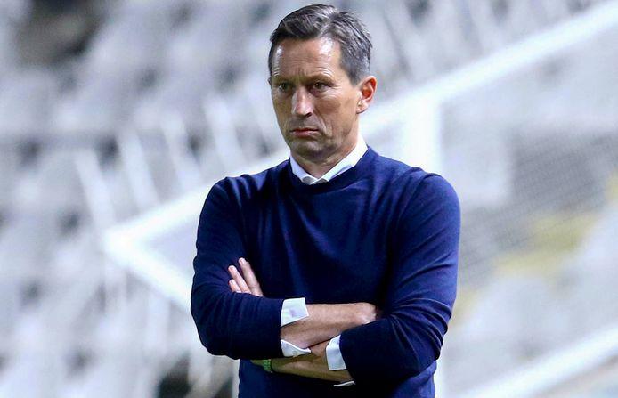 PSV-trainer Roger Schmidt.