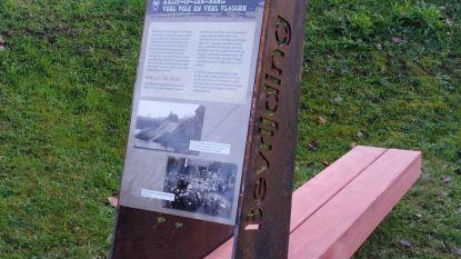 Herdenkingsmonument 75 jaar bevrijding krijgt plaatsje langs Herentalsesteenweg