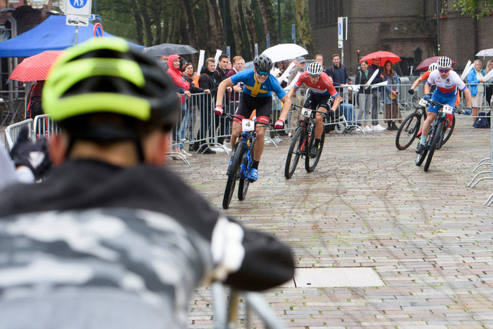 City Mountainbike World Cup in Valkenswaard.