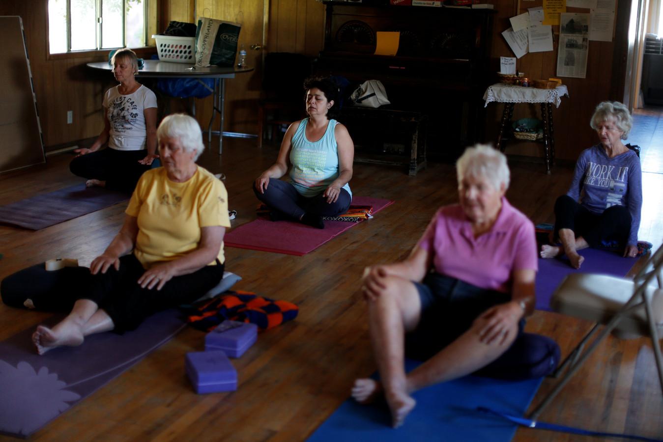 Vitalis wilde doen voorkomen alsof yogalessen en massages voortaan zouden worden vergoed door de zorgverzekering.