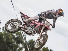 Einde seizoen motorcrosser Coldenhoff door rugletsel: 'Klein foutje kan grote gevolgen hebben'