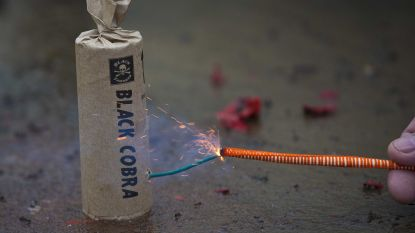 Anderhalve kilo vuurwerk in beslag genomen