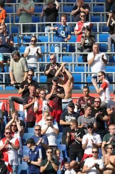 Feyenoord start onderzoek: 'Willen aantonen dat grote evenementen met veel bezoekers veilig zijn'