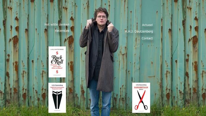 Screenshot van www.ahjdautzenberg.nl