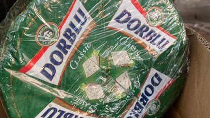 Russische douane neemt 40 ton Europese kaas in beslag