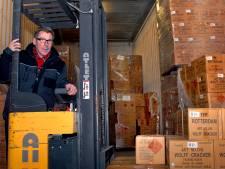 Ruim 2,1 miljoen kilo vuurwerk opgeslagen in gemeente Voorst
