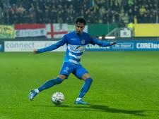 Zwollenaar Jarni Koorman vervolgt loopbaan mogelijk bij rivaal Go Ahead Eagles of Duitse Greuther Fürth