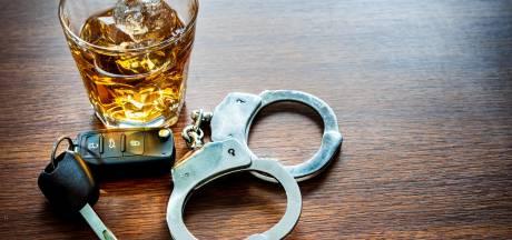 Dronken automobilist uit Boxtel blijkt bij controle nog 63 dagen de cel in te moeten