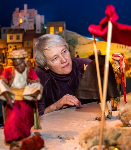 Kerststal Catharijneconvent flink groter; met extra beelden én geluid
