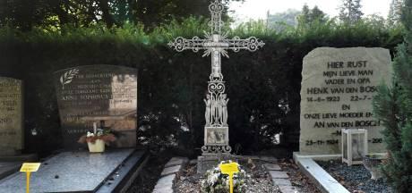Opnieuw vragen over graf WOII-held Richard Navest