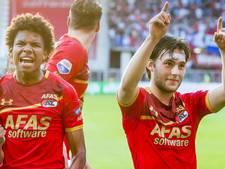 AZ geeft FC Utrecht loodzware klus in strijd om Europees ticket