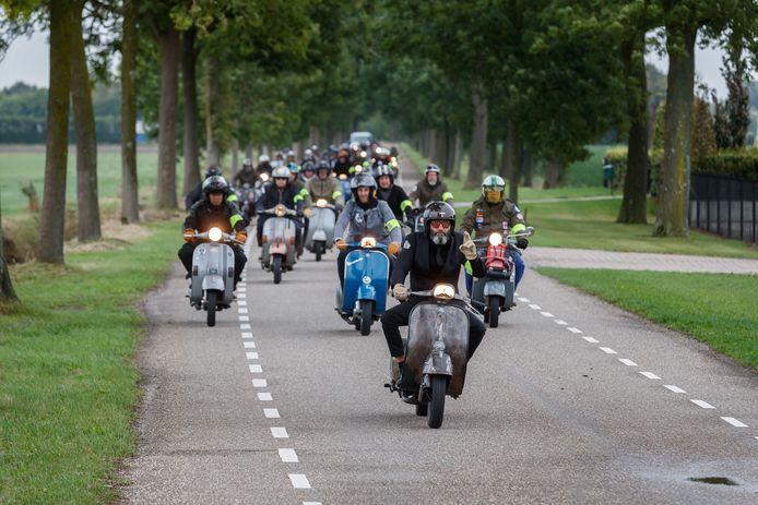 Leuk zo'n scooter, maar zet 'm in Amersfoort en Nijkerk extra goed op slot.
