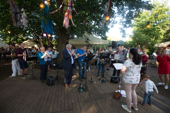 Balkan midzomernacht in Zelem fanfare st.lambertus Zelem