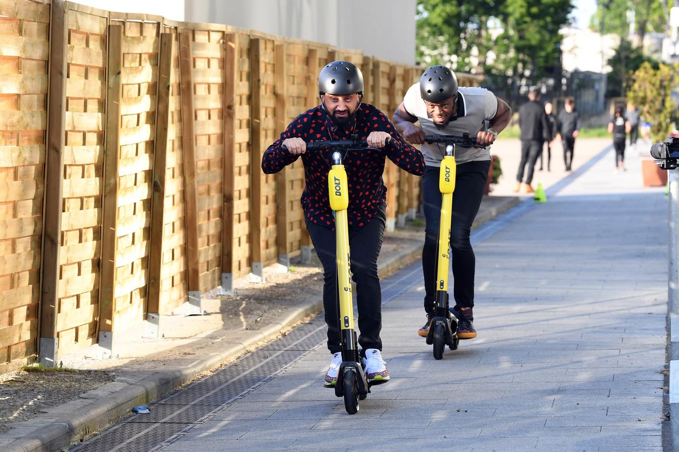 Bolt lanceert in Parijs ook elektrische deelsteps.