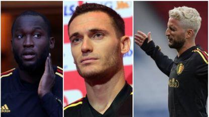 Martínez gaat in Schotland wel voor zijn beste elf: Lukaku, Mertens en Vermaelen aan de aftrap