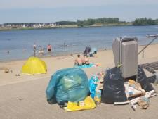 'Het is gruwelijk aso', de overlast bij het strandje aan de Groote Wielen