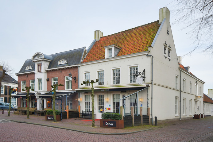Restaurant Geronimo Hilvarenbeek failliet