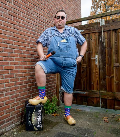 Feest-DJ Ivar uit Borne gaat de boer op: 'Ik ben de King Kong van het platteland'