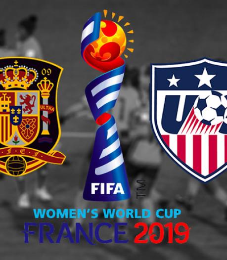 Spanje - Verenigde Staten