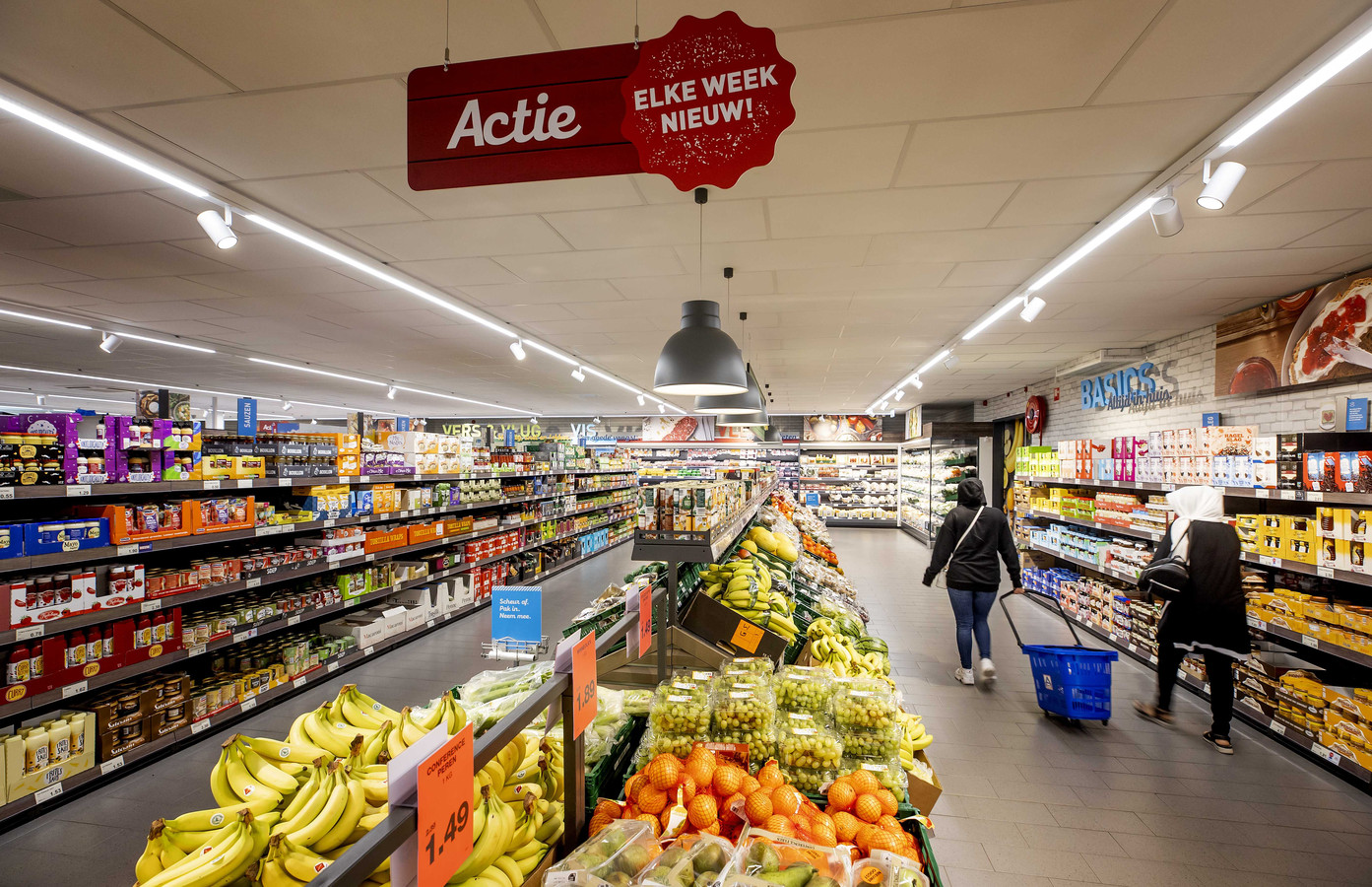 Aldi-filiaal in Culemborg.