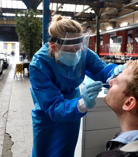 Dubbel zoveel besmettingen in een maand in regio Amersfoort