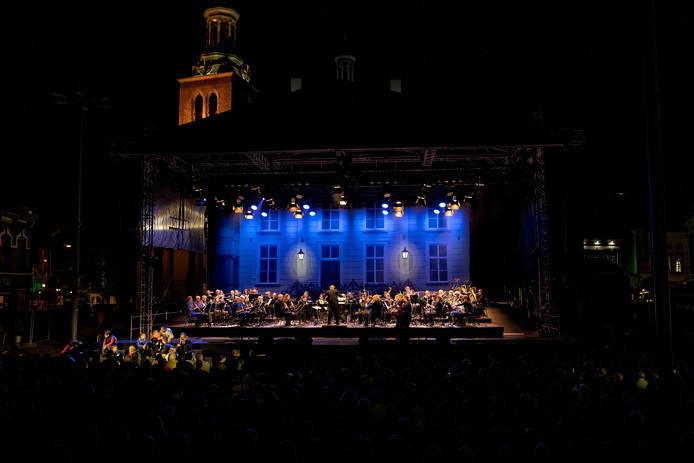 Aantrekkelijk totaaltheater bij Kijk ons... Roosendaal 750 jaar Foto. Pix4Profs/Chris van Klinken