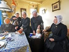 Groep oud-vrijwilligers op de bres voor museum De Karrekasse