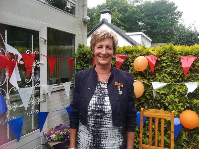 Nellie Verhoeven-van der Velden uit Bakel.