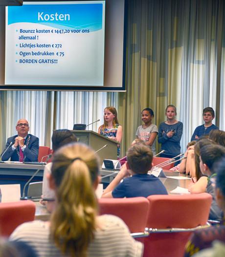 Beuningse leerlingen maken plannen voor duurzaamheid op school
