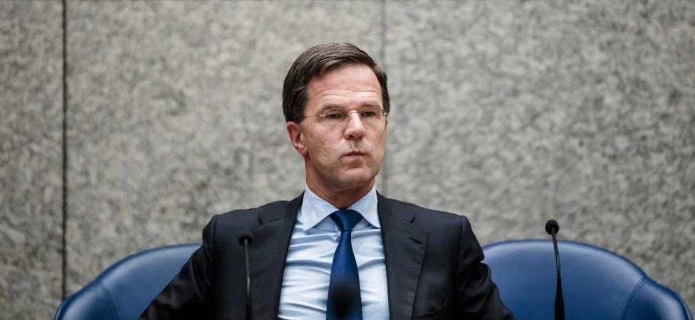 Na het memodebat heeft Rutte een probleem met de oppositie