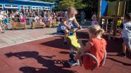 Terug naar school: nieuwe speeltuin voor kinderen De Zonnebloem