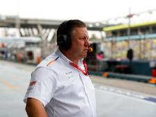 McLaren-teambaas Zak Brown: 'Formule 1 bevindt zich in zeer fragiele toestand'