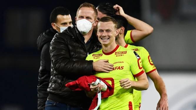 """Nikola Storm (KVM) scoort tegen Zulte Waregem: """"Mijn goal was 80 procent verdienste van Hairemans"""""""