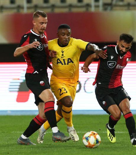 Spurs  en Galatasaray naar play-offs Europa League