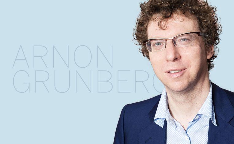 Arnon Grunberg Beeld