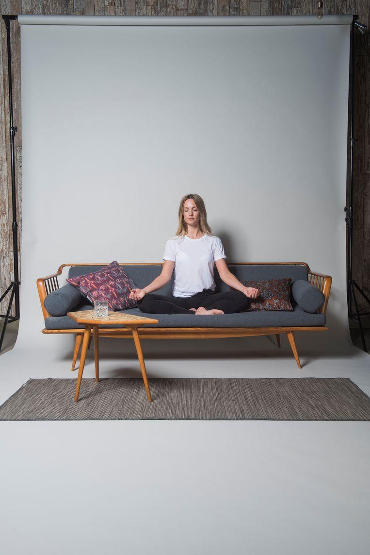zittende meditatie